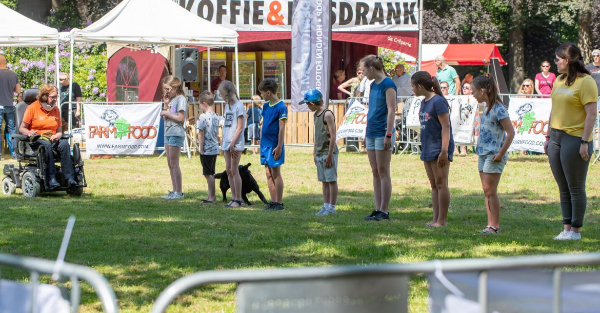 Bark in the Park, een hele dag hond…